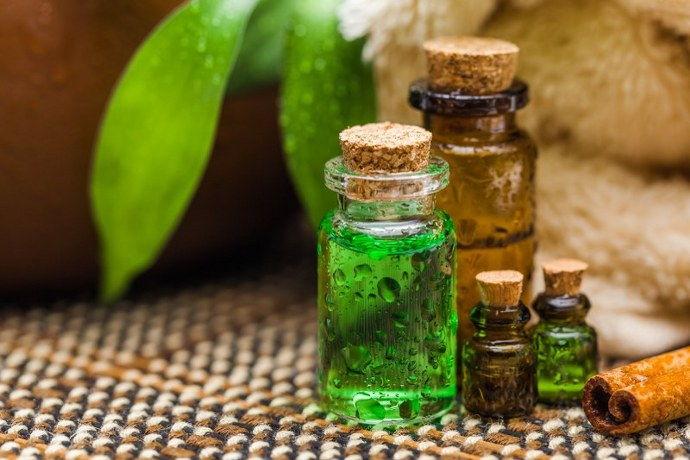 tea tree oil cleaning