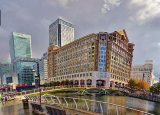 E1 Deep Cleaning in Canary Wharf