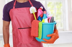 NW2 Flat Cleaners across Cricklewood